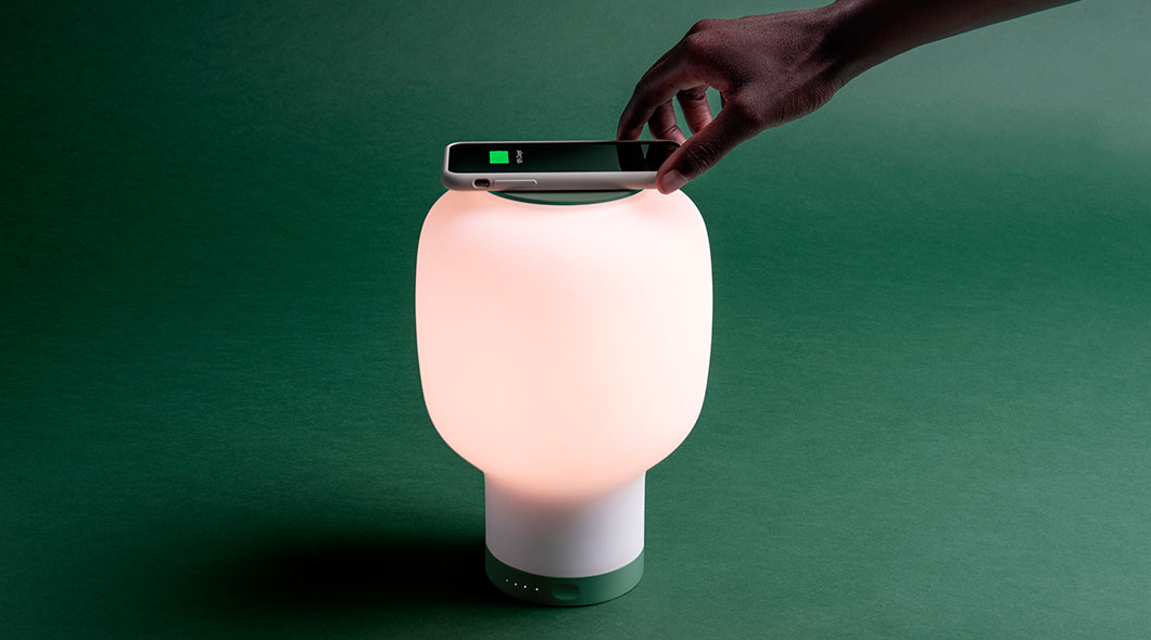Rise wireless lamp launch